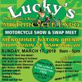 Lucky's St Paddy's day Motorcycle expo show and swapmeet - Home | Facebook