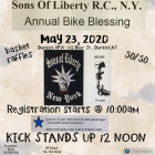Sons of Liberty Bike Blessing