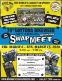 Daytona Bike Week Worlds Largest Swapmeet 42nd annual