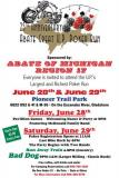 ABATE Great Up Poker Run - 25th Anniversary