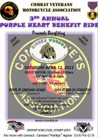 CVMA Purple Heart Run