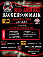 3rd Annual Baggers On Main