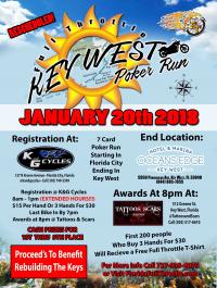 Florida Full Throttle Key West Poker Run