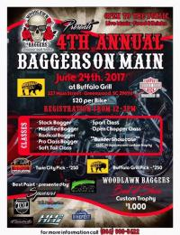 4th Annual Baggers On Main