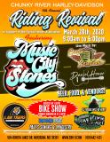 CRH-D 5th Annual Riding Revival *POSTPONED*