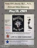 Sons of Liberty RC NY Bike Blessing