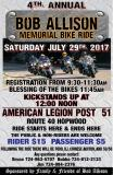 Bob Allison Memorial Bike Ride