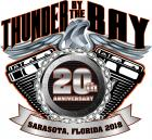 2018 Thunder By The Bay Motorcycle Festival