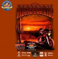 Wednesday Riding For Kids 2017