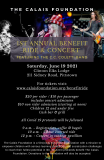 1st Annual Benefit Ride & Concert