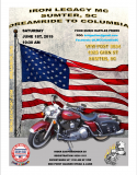 Iron Legacy Columbia-Sumter Dreamride