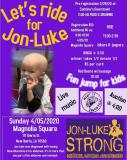 Let's Ride for Jon-Luke
