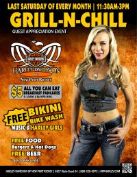 Grill N Chill @ H-D of New Port Richey
