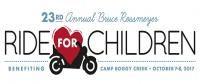 23rd Annual Bruce Rossmeyer Ride for Children