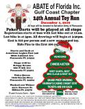 ABATE of Florida Inc Gulf Coast Chapter 24th Annual Toy Run
