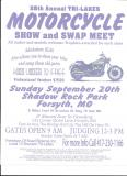 28th Annual Motorcycle Show and Swap Meet