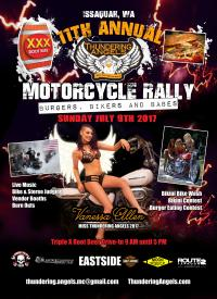 11th Annual Burgers, Bikers & Babes Motorcycle Rally
