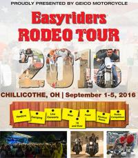 Easyriders Rodeo Tour Amp Motorcycle Rally Chillicothe