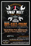 Swap Meet & Pancake Breakfast