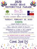 Waterton Plaza Mardi Gras Parade