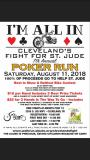 2018 7th Annual Cleveland's Fight for St. Jude Poker Run
