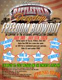 1st Annual Battlefield Dragstrip Freedom Blowout