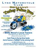 51st Lynx MC Turkey Poker Run