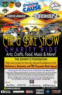 Cruising For The Cause Charity Ride