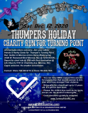 Thumper's Holiday Charity Run for Turning Point