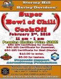 Super Bowl of Chili Cook Off