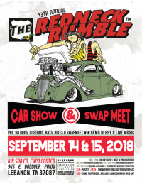 13th Annual Fall Redneck Rumble