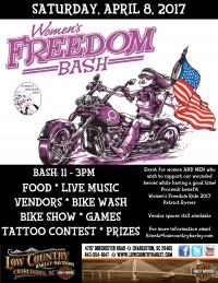 Women's Freedom Bash