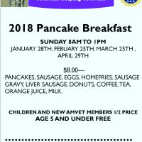 AMVETS Riders Pancake Breakfast