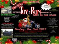 2017 Wise County Toy Run