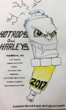 14th annual Hot Rods and Harleys