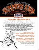 ABATE of Marshall County Summers End