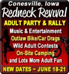 Redneck Revival Adult Biker Party 2020