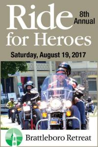 Ride For Heroes - 8th Annual