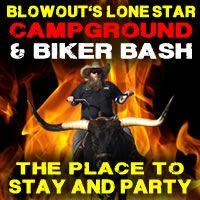 Blowout's 2017 Lone Star Campground & Biker Bash