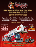 Red Knights IL 23 4th Annual Ride For The Kids