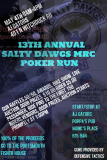Salty Dawgs poker Run