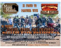 Motors, Manes, and Miracles: Healing with Horsepower