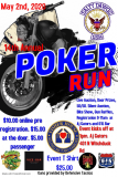 14th Annual Salty Dawgs Poker Run