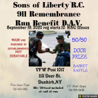 911 Remembrance Run Benefit DAV