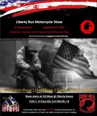 4th Annual Liberty Run Motorcycle Show