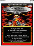 Marshall County ABATE 44th Annual Spring Fever Swap Meet