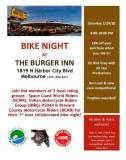 Bike Night @ The Burger Inn
