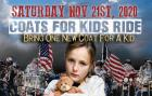 10th Annual Coats For Kids Ride