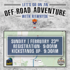 Get Offroad with RawHyde Adventures
