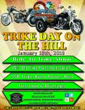 Trike Day On The Hill